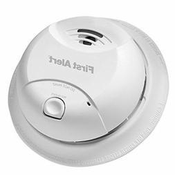 First Alert 0827-SA340CN Sealed Ionization Smoke Alarm with
