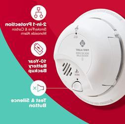 First Alert 1039807 Smoke And Carbon Monoxide Alarm, White