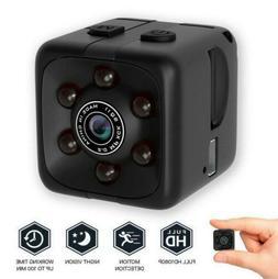 1080P HD Mini Hidden Camera DVR Security Video Record Motion
