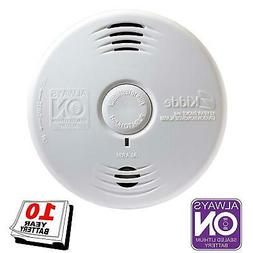 120v hardwired smoke and carbon monoxide detector