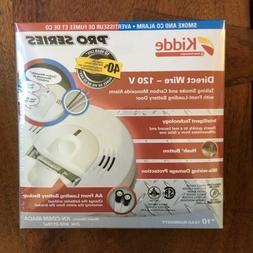 Kidde 120V Talking Smoke and Carbon Monoxide Combo Alarm, NI