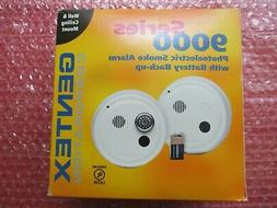 120vac 9vdc photoelectric 9120tf smoke alarm w