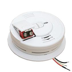 Kidde 1276  AC Hardwired Smoke Alarm  I12060 w/ Hush Feature