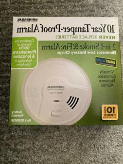 Universal Security Instruments 2-1 Smoke/ Fire Alarm Never R