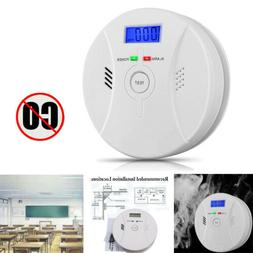 2 in 1 smoke alarm and carbon