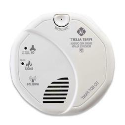 First Alert 2-in-1 Z-Wave Smoke Detector Carbon Monoxide Ala