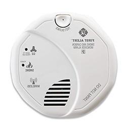 First Alert 2-in-1 Z-Wave Wireless Smoke Detector & Carbon M