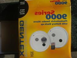 2 series 9000 photoelectric commercial smoke alarm