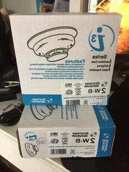 2 w b smoke detector