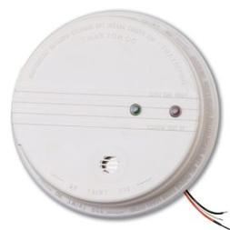 KIDDE 21006371 P12040 Smoke Detector, 120V Hardwired Photoel