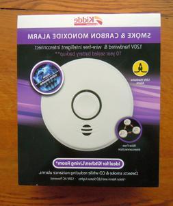 Kidde 21027323 120-Volt Hardwired Combination Smoke/CO Voice