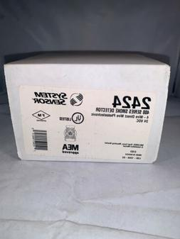 System Sensor 2424 400 Series Smoke Detector - 4 Wire Direct