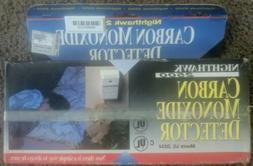 Nighthawk 2500 Carbon Monoxide Detector with Loud 85 Decibel