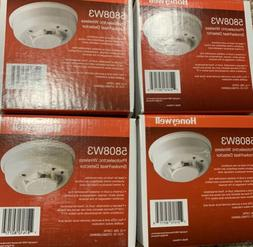 ****4 PACK**** New Honeywell 5808W3 Photoelectric Wireless S
