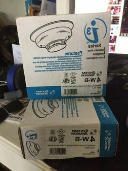 System Sensor 4 W-B Smoke Detector