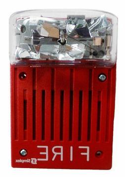 SIMPLEX 4903-9153 SPEAKER VISIBLE 24VDC 15CD, VERTICAL MOUNT