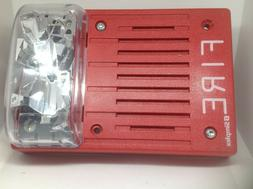 SIMPLEX 4903-9153 - Speaker/ Visible Red 24VDC 15CD Wall Mou
