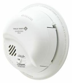 """Brk 5-1/2"""" Carbon Monoxide Alarm with 85dB @ 10 ft. Audible"""