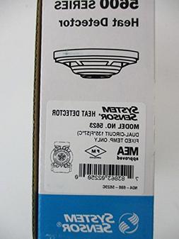 System Sensor 5623 - Fixed Temperature Heat Detector 135°F