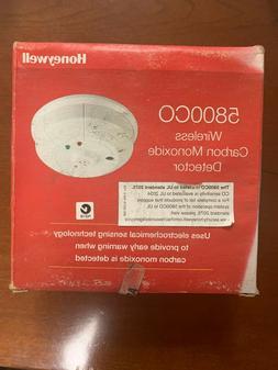 Brand New Honeywell 5800CO Wireless Carbon Monoxide Detector