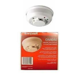 Ademco 5808W3 Wireless Smoke & Heat Detector w/Sounder & Fre