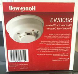 Honeywell 5808W3 Wireless Smoke & Heat Detector