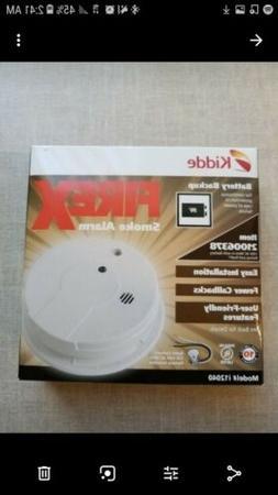 6 PACK Kidde FireX i12040 Smoke Fire Alarm Detector AC/DC W/