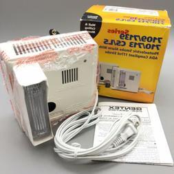 Gentex 7109LS Strobe Light Smoke Fire Alarm Detector For Hea