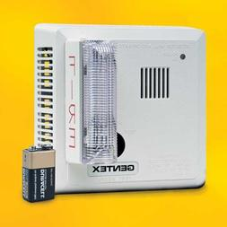 Gentex 7139 Hard-Wired T3 Smoke Alarm with Battery Backup -