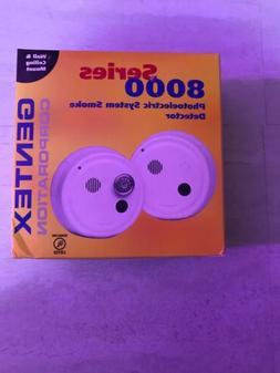 Gentex 8000 Series Photoelectric Smoke Detector Wall Ceiling