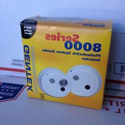 Gentex 8243PT 24VDC Photoelectric Smoke Detector w/ Thermal