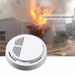 85dB Wireless Smoke Detector Home Security Fire Alarm Photoe