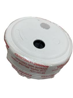 Gentex 9000 Series 120VAC/9VDC Photoelectric Smoke Alarm W/
