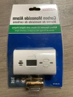 KIDDE 9000146LP Carbon Monoxide Alarm, Electrochemical