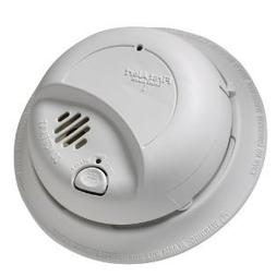 BRK Brands 9120B Hardwired Smoke Alarm with Battery Backup *
