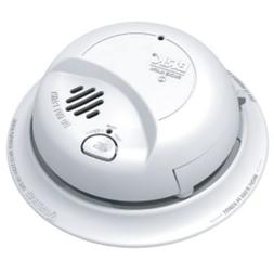 BRK ELECTRONICS 9120B 120VAC ION SMOKE DETECTOR AC BATTERY B