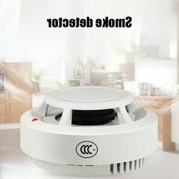 9V High Sensitive Home Security Wireless Alarm Smoke Detecto