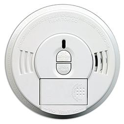 Kidde Front-Load Battery-Operated Smoke Alarm w/ Mounting Br