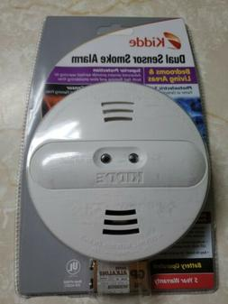 Wholesale CASE of 5 - Kidde Fire Dual-sensor Smoke Alarm-Smo