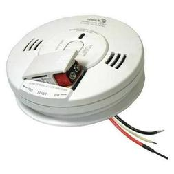 AC Hardwired Combination Carbon Monoxide & Photoelectric Smo