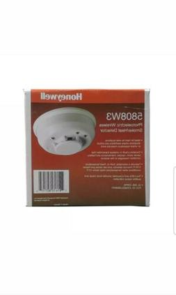 HONEYWELL ADEMCO W3 5808W3 WIRELESS PHOTOELECTRIC SMOKE AND