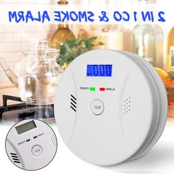 All Style Smoke Alarm Battery Operate Combination Carbon Mon