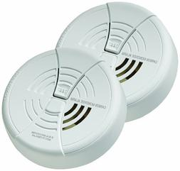 First Alert Battery Operated Carbon Monoxide Alarm, 2 Pack
