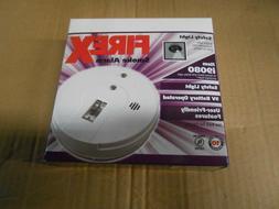 Kidde Battery Operated Smoke Alarm with Safety Light ITEM# i