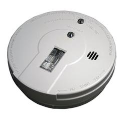 Kidde Battery Operated Smoke Detector Alarm with Safety Ligh