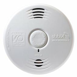Kidde Bedroom Smoke Alarm w/Voice Alarm, Lithium Battery, 5.