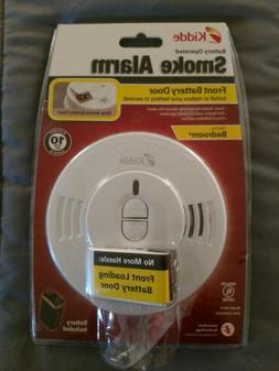 BNIB Kidde Smoke Alarm I9070 With Front Load Battery Door Sm