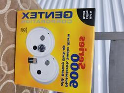 Brand New Gentex 9000 120VAC/9VDC Photoelectric Smoke Alarm