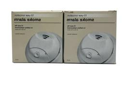 BRK  10Year Ionization Sensor Smoke Alarm Detector 0827B NEW