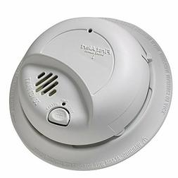 First Alert, BRK 9120B AC Powered Smoke Detector Alarm with